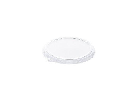 Deksel voor Kommen (Bowl), Rond, Transparant, ⌀150 mm (500 stuks)