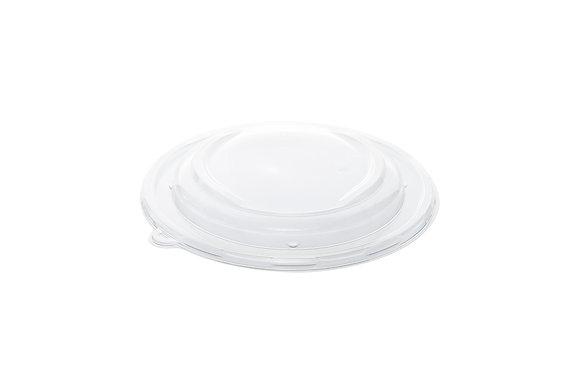 Deksel voor Kommen (Bowl), Rond, Doorzichtig, ⌀210 mm (300 stuks)