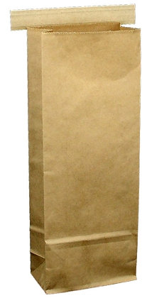 Broodzakjes, binnenkant is PP folie, S, 90 x 45 x 235 mm (500 stuks)