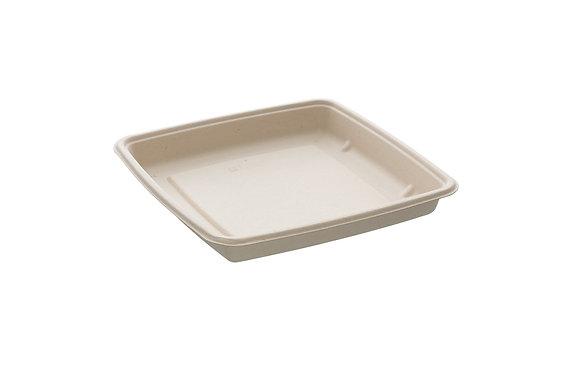Snack Schaal, Vierkant, 1000 ml, 230 x 230 mm (300 stuks)