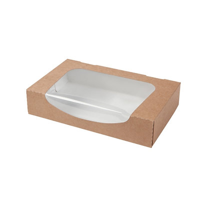 Window box, PLA-Venster, 900 ml (400 stuks)