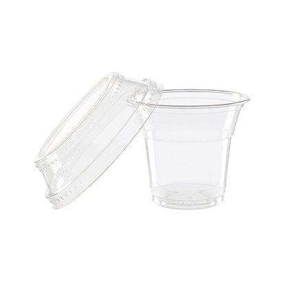 Smoothie Cup Combi (Cup + Insert + Deksel), 200 ml (1000 stuks)