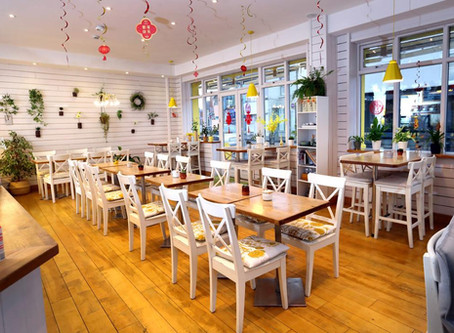 Restaurant review: 'Nunki Tea House is a special place - I just wish I'd gone sooner'