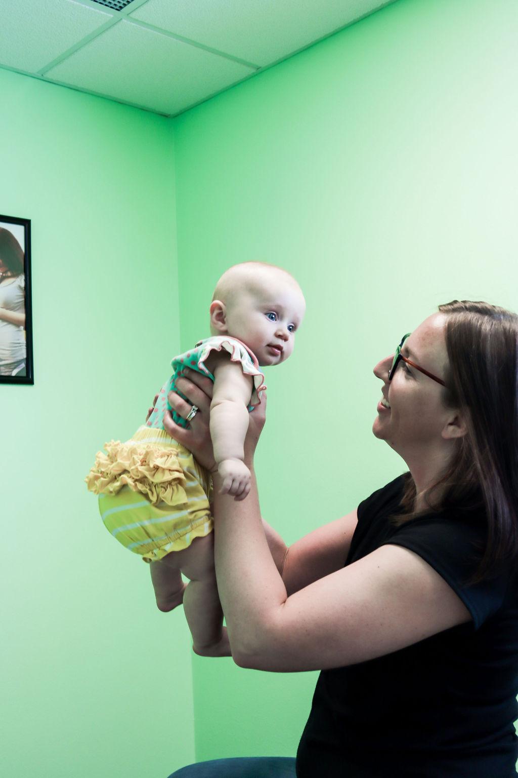 Infant Holding