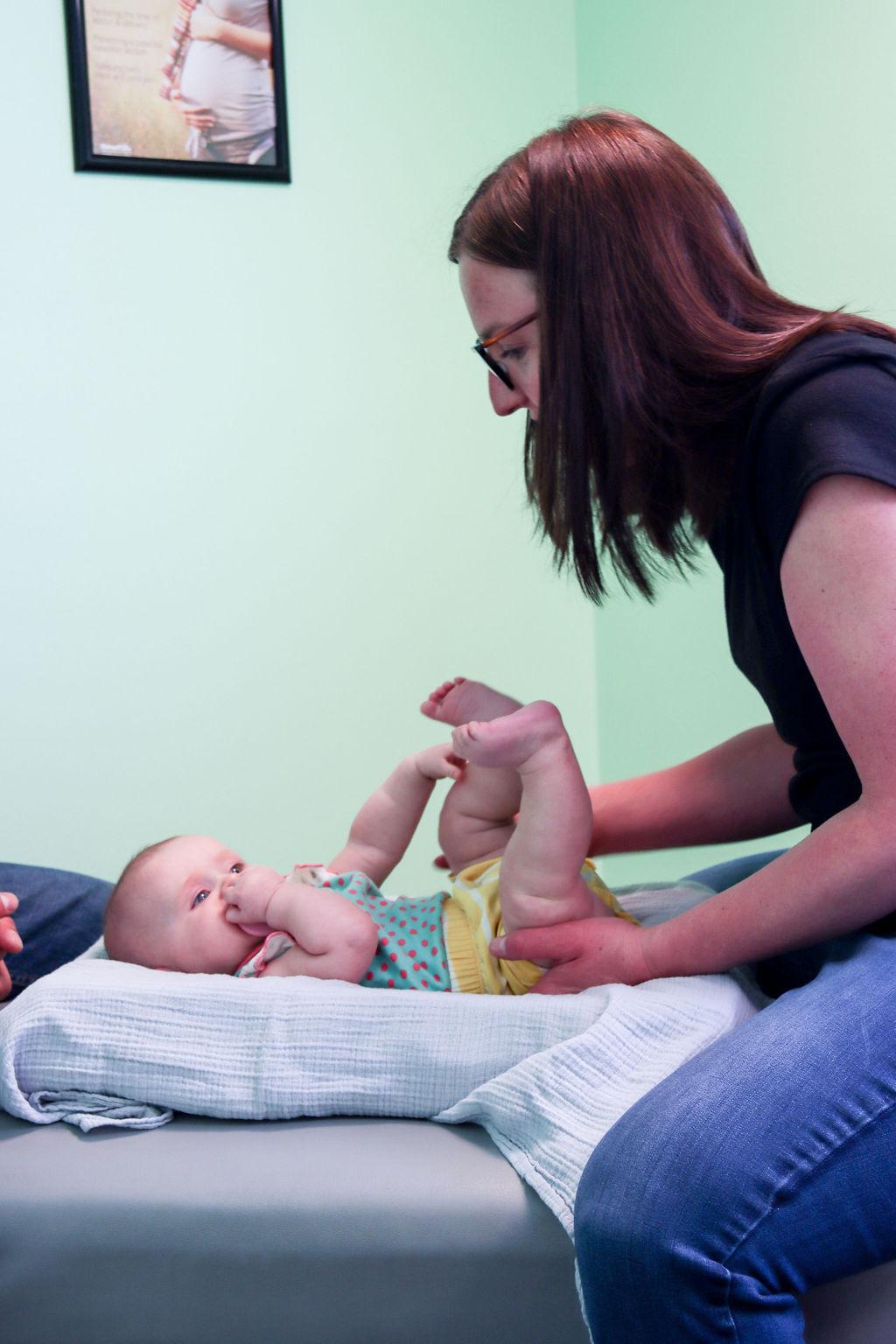 Infant Adj Legs
