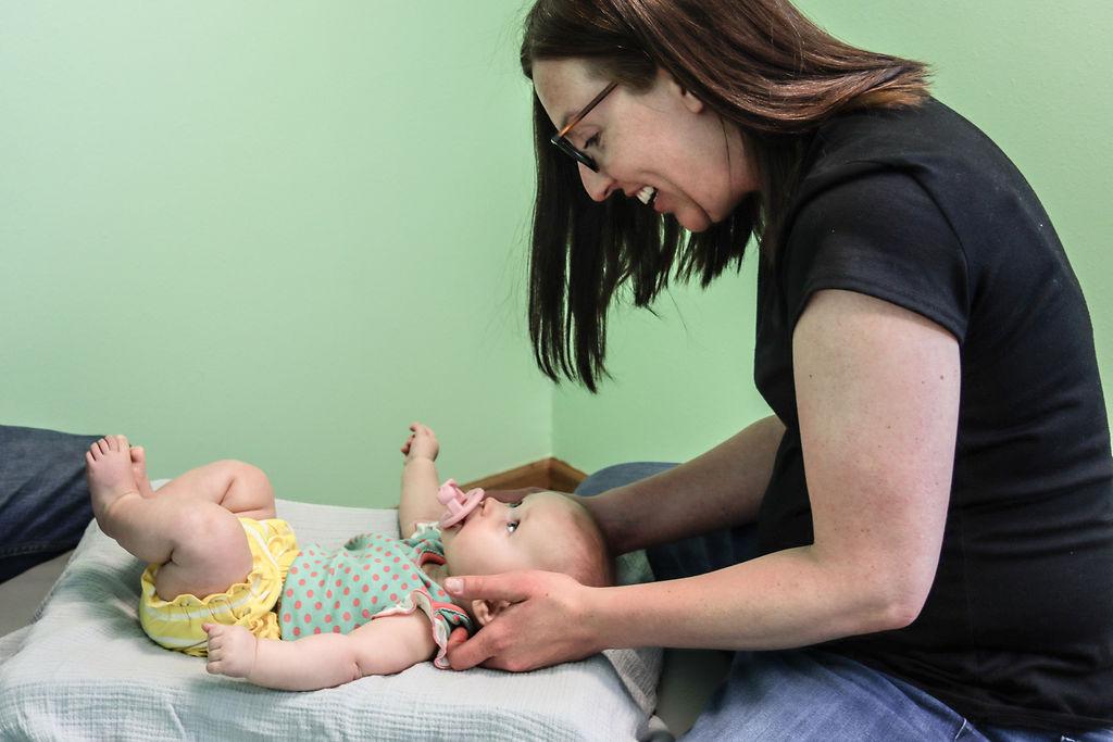 Infant Adj Cervical