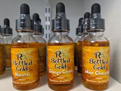 R bottled gold cbd 1500mg flavors