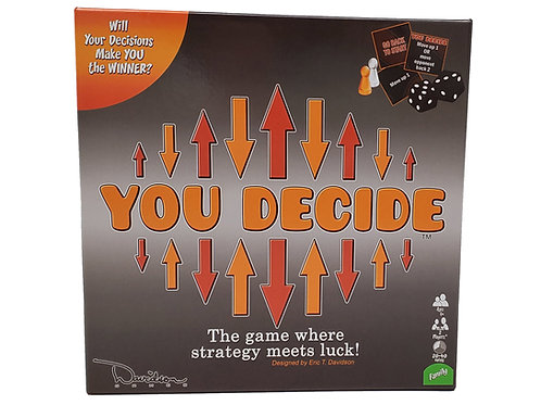 You Decide Board Game