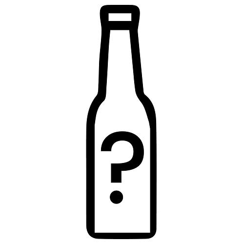Pack mystère de plusieurs bière découverte