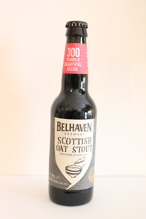 Scottish oat stout