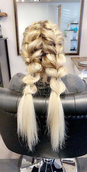 Womans Hair Services The Parlor Salon Daytona Beach
