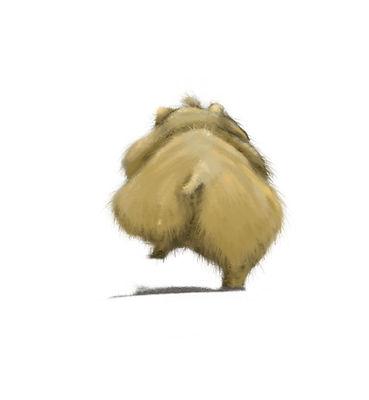 Hamster Bum