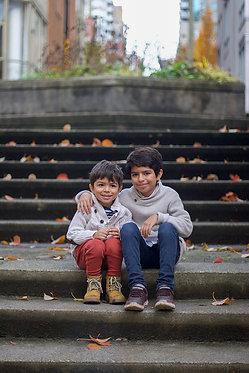 Emiliano & Santiago