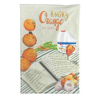 Angry Orange Tea Towel.jpg