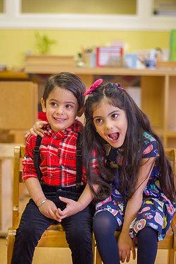Amayra & Krishang