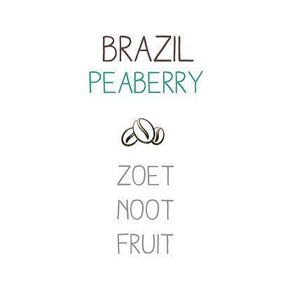 Brazil Peaberry