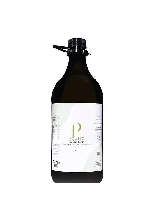 Pousio Classico Huile d'Olive Extra Vierge 3L