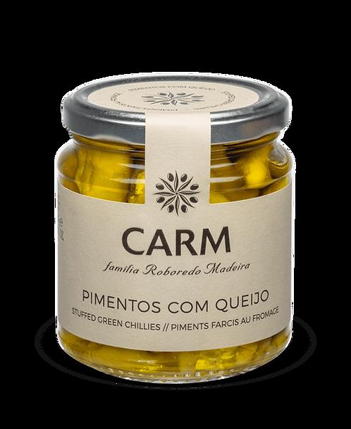 CARM - Piments farcis au fromage