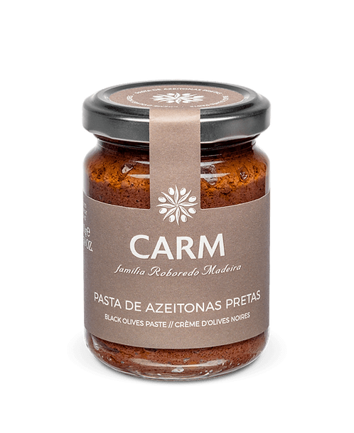CARM - Black Olive Paste