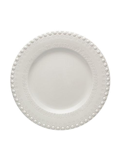 Assiette plat 34cm sandy grey