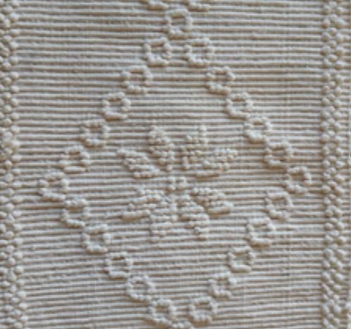 Naperon long: Formentera (cotton)