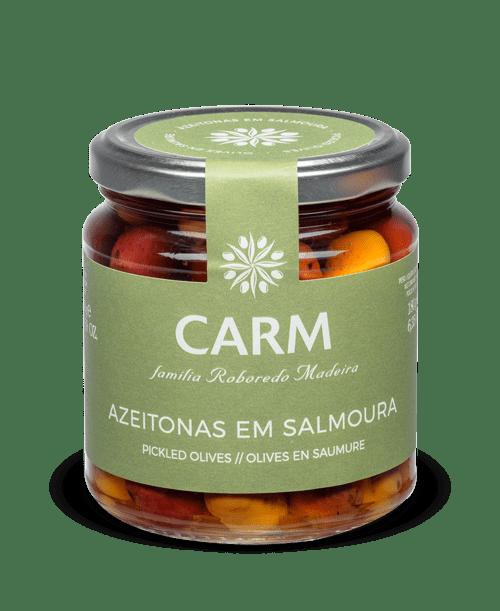 CARM - Olives en saumure