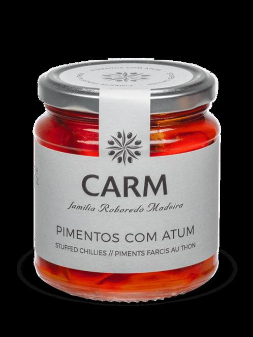 CARM - Poivrons au thon