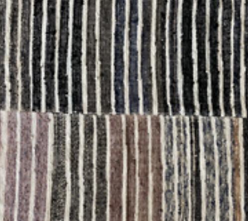 Couverture Zebra (cotton)  - Tissage manuel de Castelo Branco