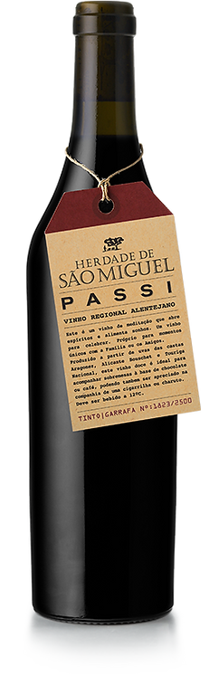 Herdade Sao Miguel Late Harvest (Passi) Liquoreux 2014