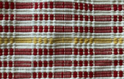 Tapis long 6 : Soleil (cotton)