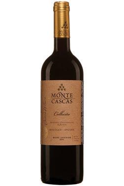 Bio Monte Cascas Colheita Rouge 2018