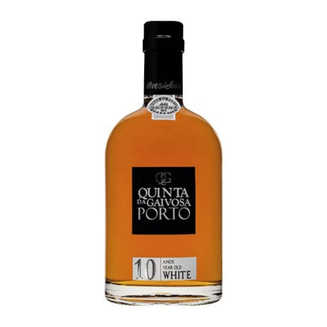 Quinta da Gaivosa 10 Years Old White (500ml) Port 10Years