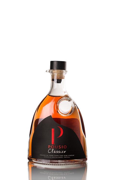 Pousio Classico Vinaigre Vin Rouge Acidité 7% - 250ml
