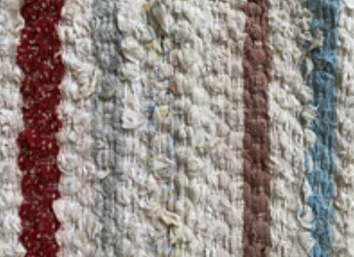 Couverture Hippie (cotton)  - Tissage manuel de Castelo Branco