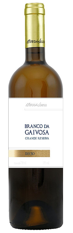 Branco Da Gaivosa Grande Reserva QG Blanc 2012