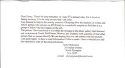 Letter Nov 2007 amend photo Multimedia