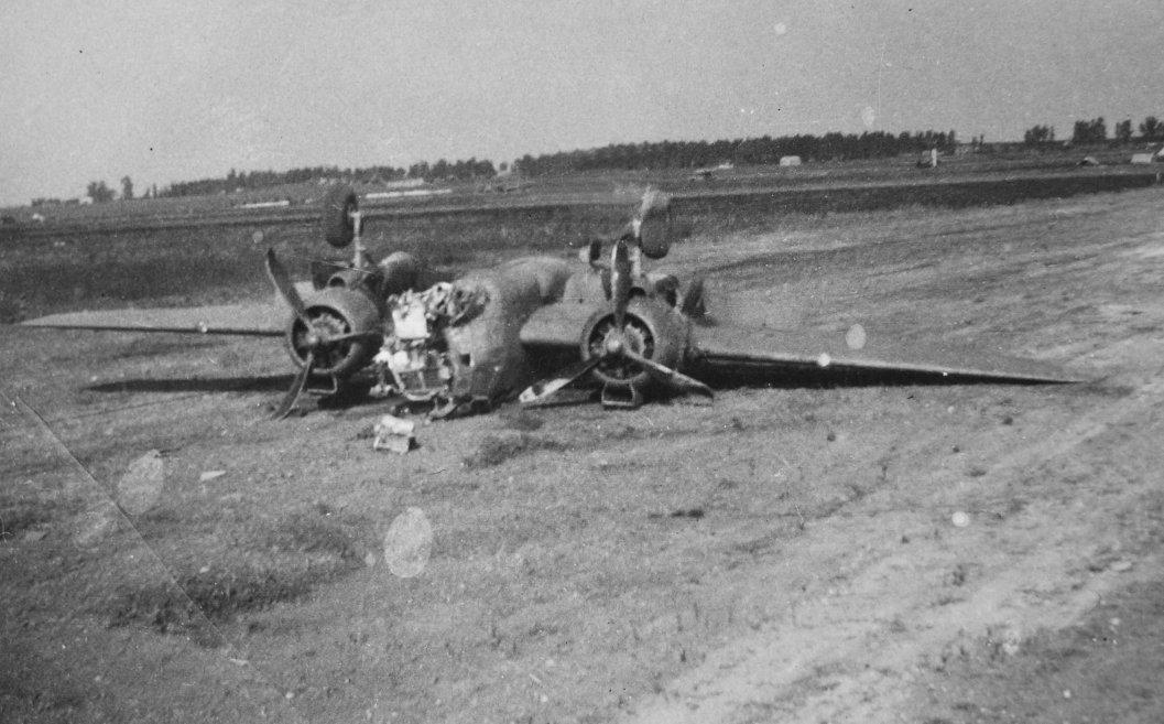 crash-landing