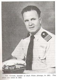 Bob Norman photo 1953