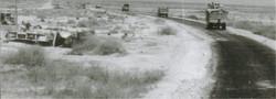 Convoy Libya Western Desert 1943