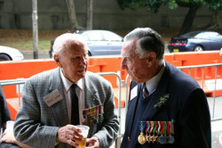 Doug Law & Tony Martin Anzac Day 2006