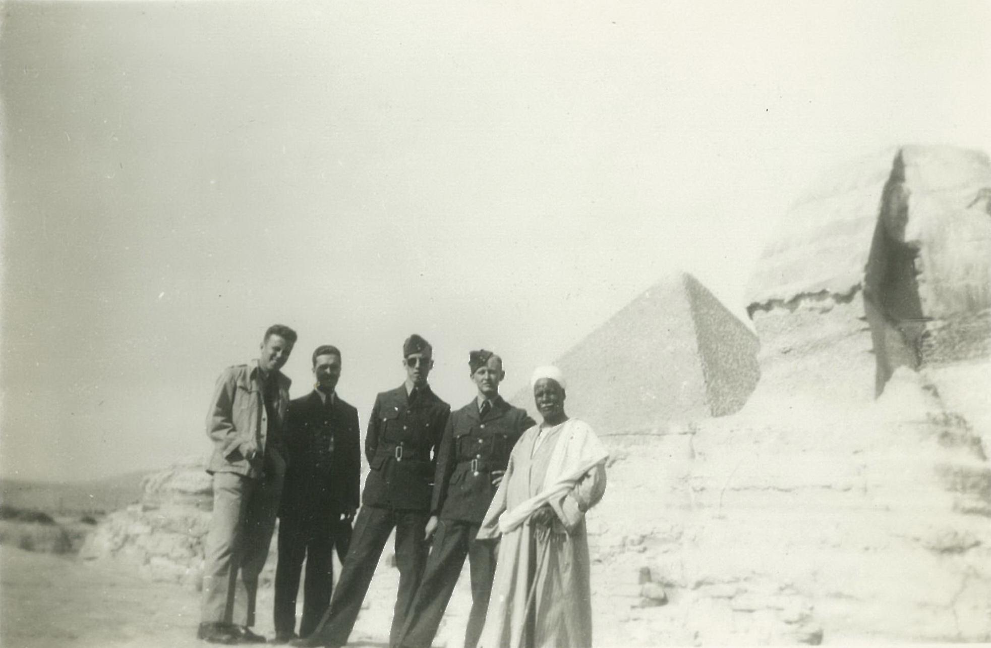 Pyramids 1944