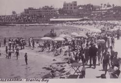 Egypt Alexandria Stanley Bay