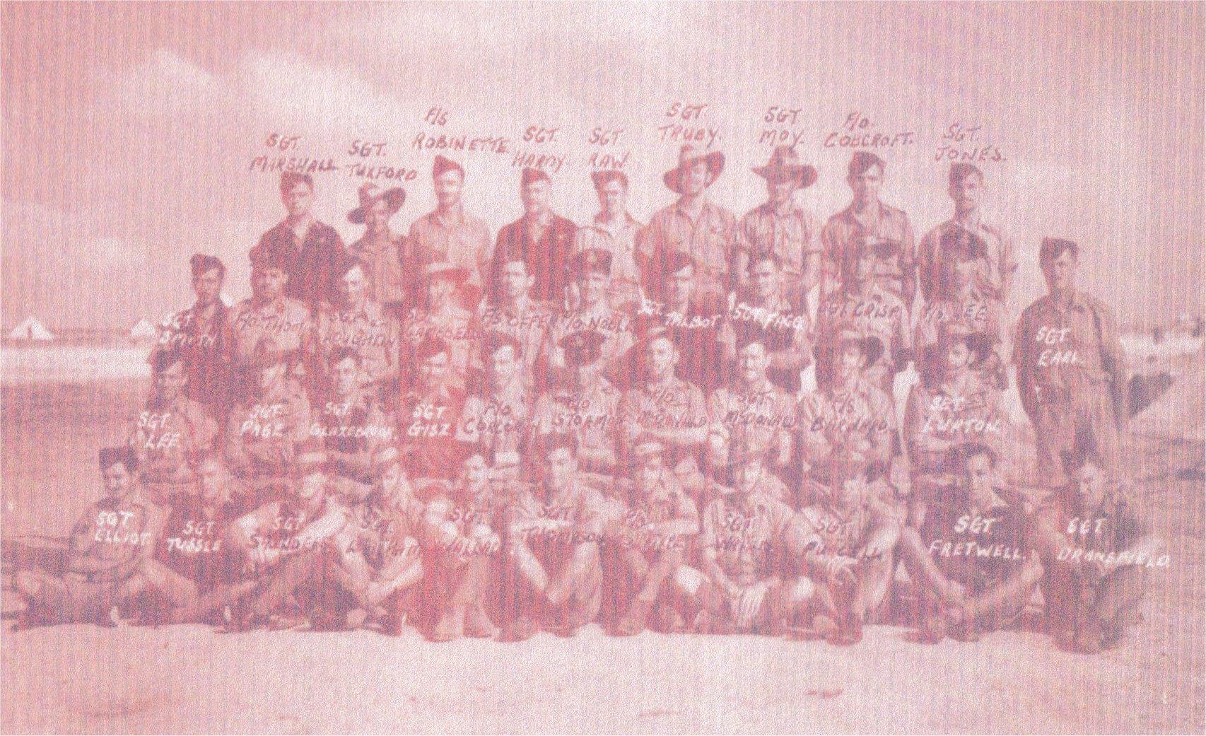 459 Senior NCOs 1943