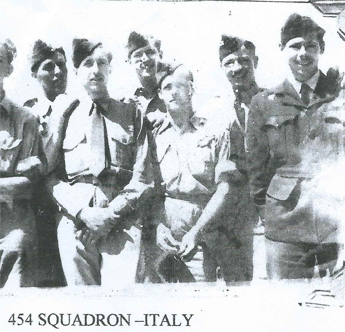 11_M Ivicevich_454 Squadron Italy