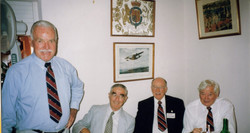 Sep Owen  at United Services Club 1998