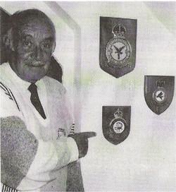 Scorpion plaque