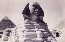 Egypt Cairo Sphinx