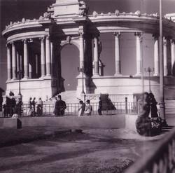 Egypt Alexandria Ismail Pasha Monument 4