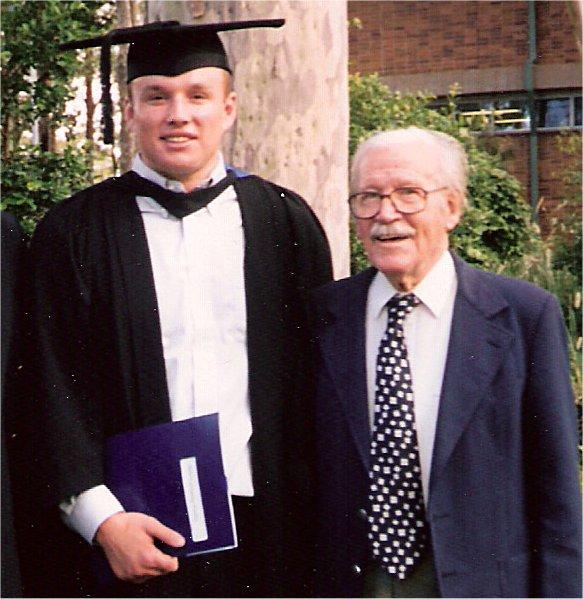 Bobs graduation