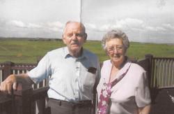 Gerry Spring & wife Iris 2006